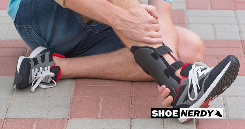 best footwear for ankle support