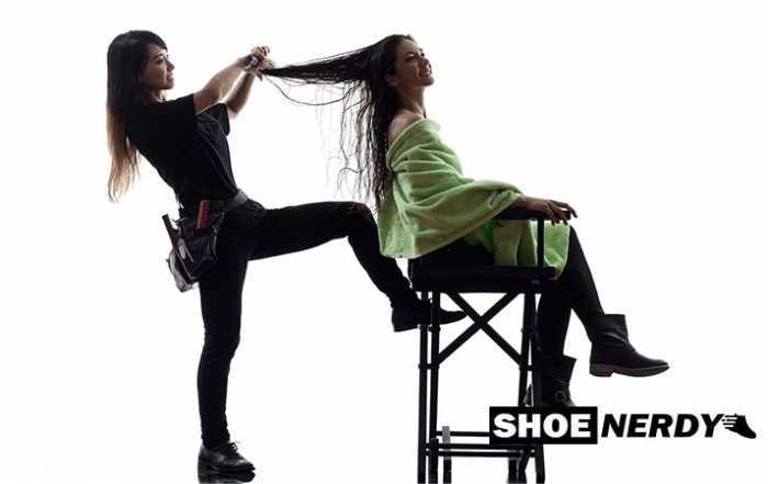 Best Shoes For Hairdressers