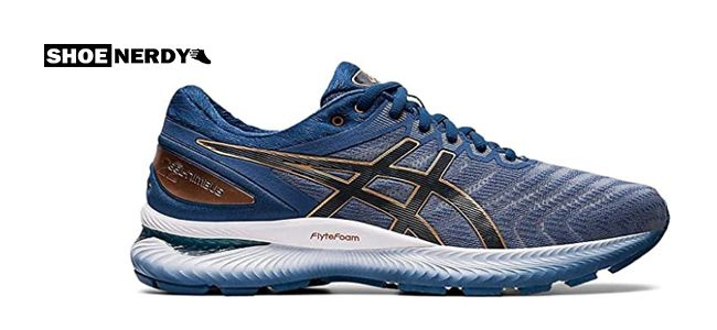 Asics Men's Gel-Nimbus 22 Running Shoe