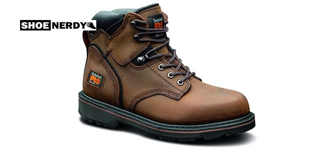 Timberland PRO Mens 6 Pit Boss Steel Toe
