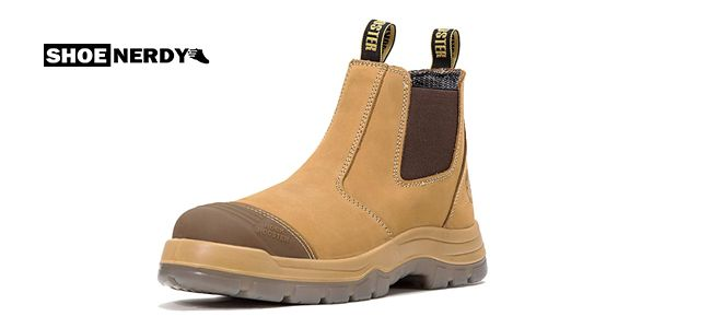 ROCKROOSTER Work Boots Men