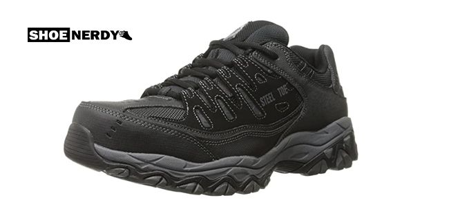 Skechers for Work 77055 Cankton Athletic