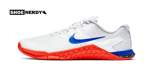 best shoe for HIIT- Nike Metcon 4