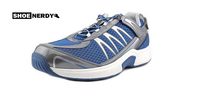 Orthofeet Sprint Men'S Athletic Shoes