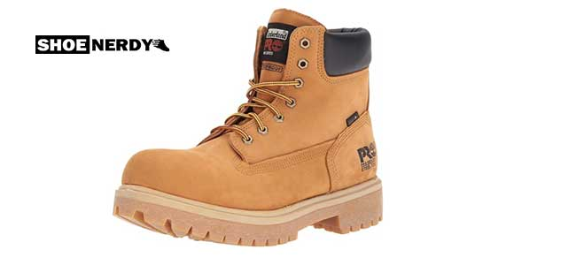Timberland PRO Direct Attach 6″ Steel Safety Toe